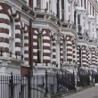 Victoristyle house in London — Stock Photo #5028394