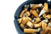 Nedopalky cigaret — Stock fotografie