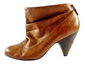 Kvinnliga boot — Stockfoto