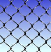 Grid iron — Stock Vector