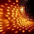 Disco lights — Stockfoto