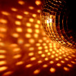 Disco lights - Stock Photo