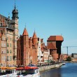 Gdansk - Stock Photo