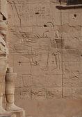 Karnak temple - Egypt — Stock Photo