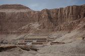 Egypt - Hatszepsut temple — Stock Photo