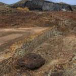 Mining area — Stock Photo