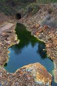 Těžba Lupkovský — Stock fotografie