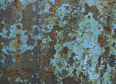 Oxidized surface — Stock Photo