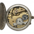 Gears old pocket watch — Stock Photo
