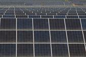 Panele słoneczne — Zdjęcie stockowe