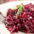 Stock Photo: Beet salad