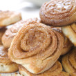 Cinnamon cookies - Stock Photo