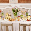 Easter table arrangement — Stock Photo #4966007