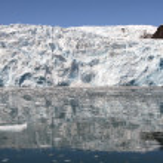 Northwestern Glacier near Seward, Alaska — Stock Photo