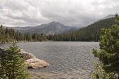 Bear Lake, Rocky Mountain NP, Colorado — Stock Photo