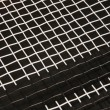 Stock Photo: Tennis racket texture