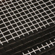 Tennis racket texture - Stock Photo
