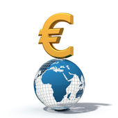 Euro zone — Stock Photo