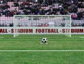 Penalty — Foto de Stock