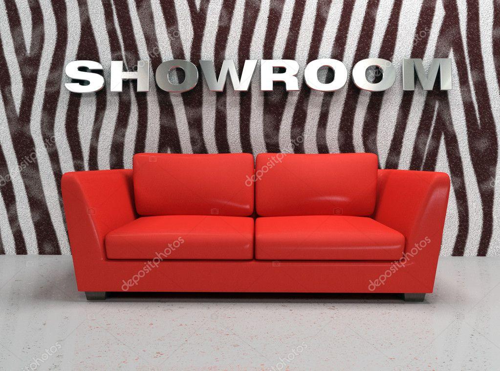 Showroom — Foto Stock © archideaphoto #4989441