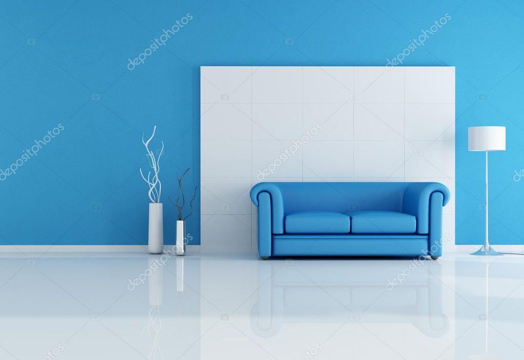soggiorno bianco e blu ~ dragtime for . - Soggiorno Blu E Marrone 2