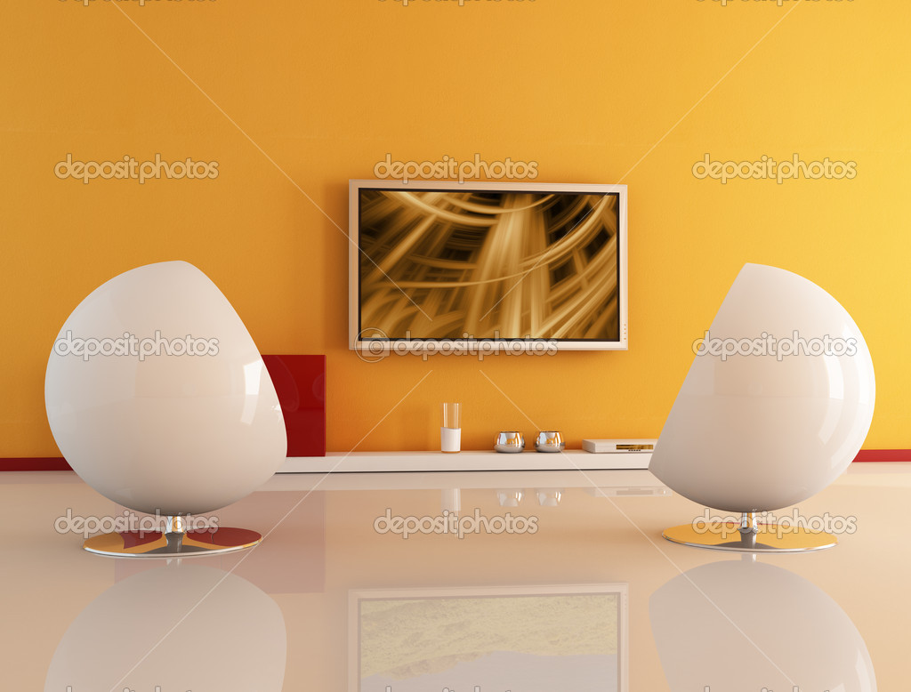 Living room photos with lcd tv