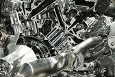 Engine Inside — Stock Photo