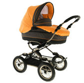 Baby Stroller — Stock Photo