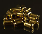 Gun ammunition — Stock Photo