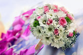 Wedding bouquet — Stok fotoğraf