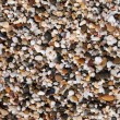 Seamless texture of beach — Stock Photo