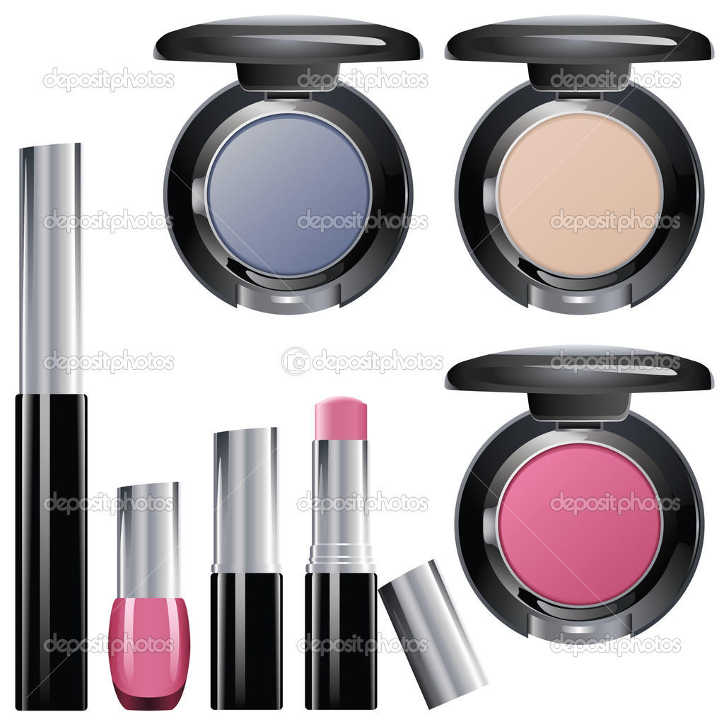 Make Up package  — Stock Vector #4877703