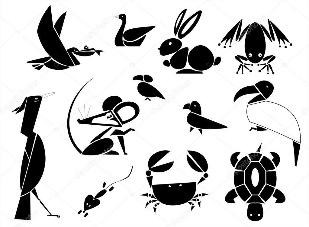 символические изображения: