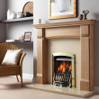 Fireplace — Stock Photo #5165479