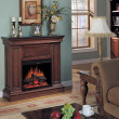 Fireplace — Stock Photo #5165501
