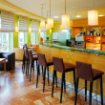 Restaurant Cafe Bar — Stock Photo