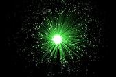 Green telecommunication future — Stock Photo