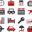 16 travel signs. — Stock Photo #4905344