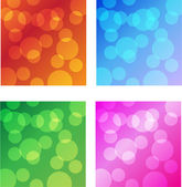 Colorful backgrounds — Stock Vector