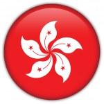 Hong Kong flag icon — Stock Vector #5100641