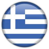 Greece flag icon — Stock Vector