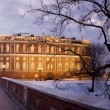 Tsaritsyno palace - Stock Photo