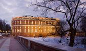 Tsaritsyno palace — Stock Photo