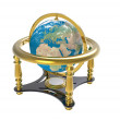 The globe — Stock Photo