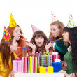 Royalty-Free Stock Photo: Happy birthday