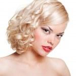 Beautiful blonde — Stock Photo