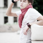 Portrait of trendy teenager — Stock Photo #5182854
