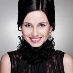 Wonderful smiley woman — Stock Photo #5182952