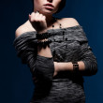 Young woman posing — Stock Photo #5329871