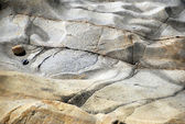 Curved Rock Texture — Stock Photo